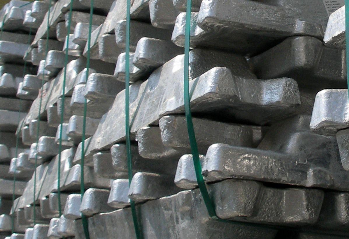افزایش واردات آلومینیوم خام آمریکا از کانادا