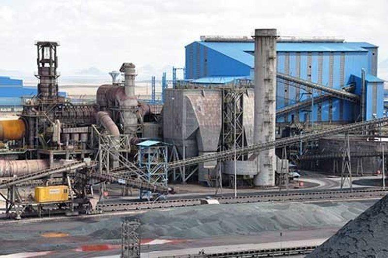 تعمیرات سالیانه مگا مدول چادرملو با موفقیت انجام شد