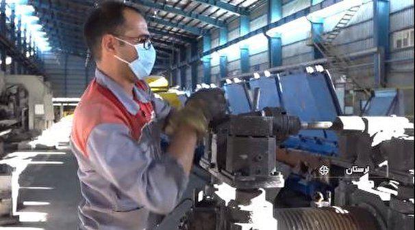 کارخانه صدر فولاد لرستان در شرف بازگشایی شد