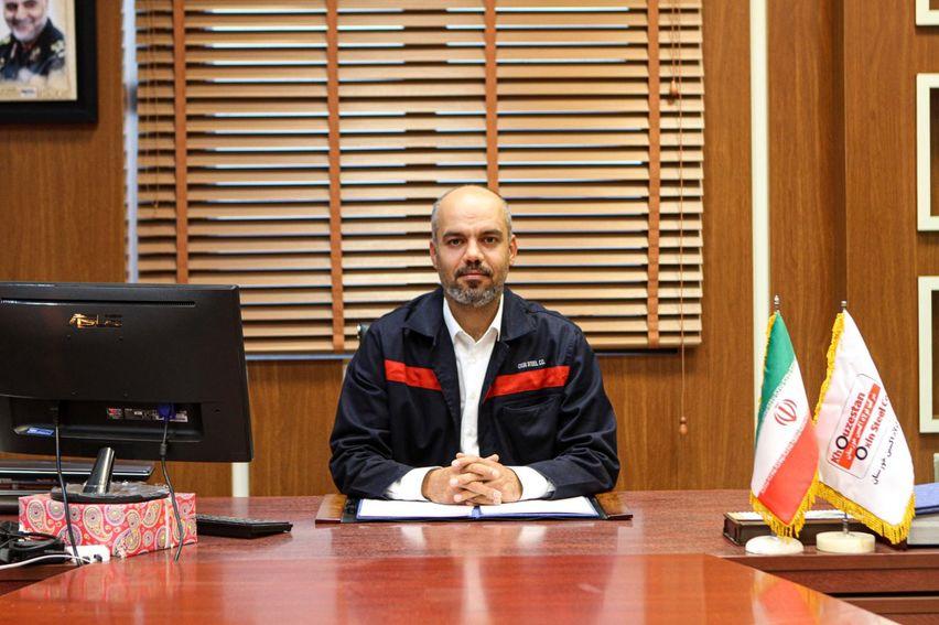 تلاش فولاد اکسین برای کسب گواهینامه جدید