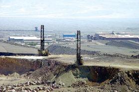 فرماندار نی ریز فارس: روند اکتشاف معدن پهنابه متوقف شده است
