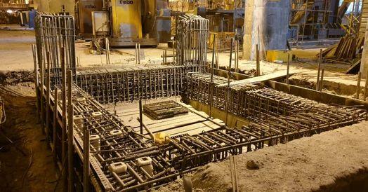 موفقیت فولاد خراسان در نصب و راه اندازی فولادبر ( لدلکار) دوم در  فولادسازی شماره2