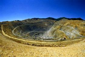 معدن «رزولوشن» ریو تینتو مسدود شد