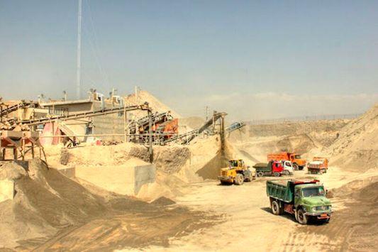 ۵۰۳ معدن دارای پروانه بهره برداری در آذربایجان غربی فعالیت می کند