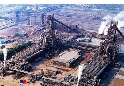تولید نخستین آهن اسفنجی در مجتمع بزرگ فولاد قاینات