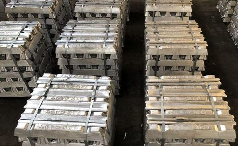 قیمت آلومینیوم ۱.۱ درصد افت پیدا کرد