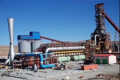 عرضه شرکت فولاد غدیر ایرانیان و فولاد شاهرود