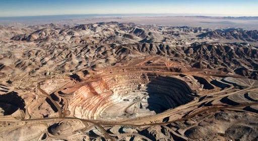 معدنکاران برتر شیلی شاهد کاهش تولید مس در ماه آگوست بودند