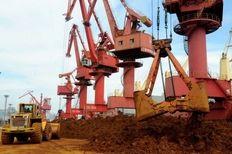 قیمت سنگ آهن کاهشی شد